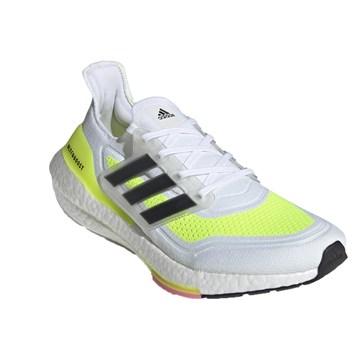 Tênis Adidas Ultraboost 21 Masculino - Branco