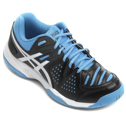 28bde8f46d6d4 Tênis Asics Gel Dedicate 4 Jogar Tennis Raquete T002B - EsporteLegal