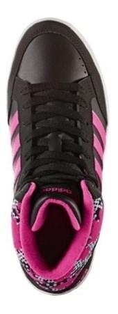 Tênis  Botinha Adidas Hoops Mid K Infantil CG5736