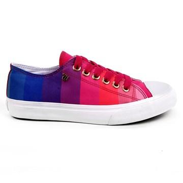 Tênis Capricho Likes Do Seu Jeito Feminino - Multicolor