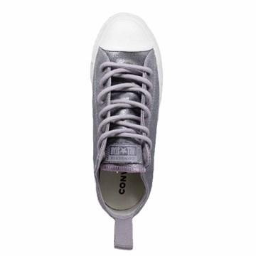 Tênis Converse All Star Boot OX Cinza Ametista CT13950002