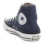 Tênis Converse All Star Chuck Taylor As Core HI Marinho Preto CT00040003