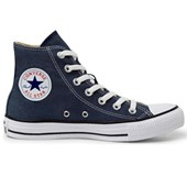 Tênis Converse All Star Chuck Taylor As Core HI Marinho Preto CT00040003