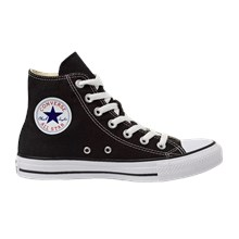 Tênis Converse All Star Chuck Taylor As Core HI Preto Preto CT00040002