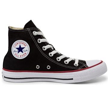 Tênis Converse All Star Chuck Taylor As Core HI Preto Vermelho Tamanho Especial CT00060007