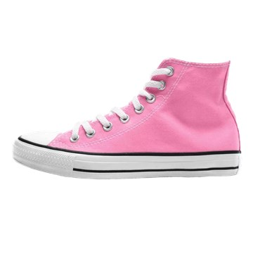 Tênis Converse All Star Chuck Taylor As Core HI Rosa CT00040006
