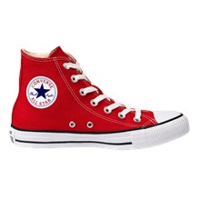 Tênis Converse All Star Chuck Taylor As Core HI Vermelho Preto CT00040004