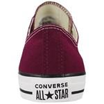 Tênis Converse All Star Chuck Taylor As Core Ox Bordô CT00010008