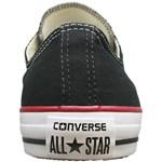 Tênis Converse All Star Chuck Taylor As Core Ox Preto Vermelho CT00010007