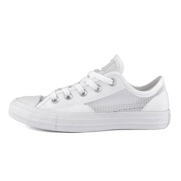 Tênis Converse All Star Chuck Taylor Breathe OX Branco CT14890001