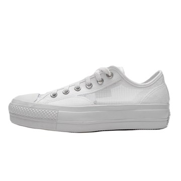 Tênis Converse All Star Chuck Taylor Breathe Platform Lift OX Branco CT14900001