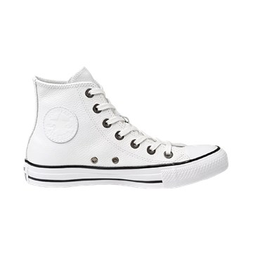 Tênis Converse All Star Chuck Taylor European HI Branco CT04490001