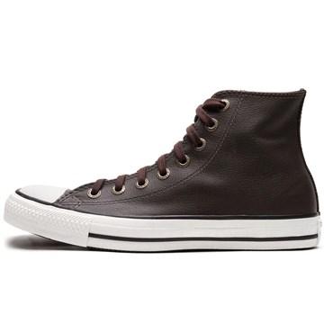 Tênis Converse All Star Chuck Taylor European HI Chocolate CT06060003 Tamanho Especial
