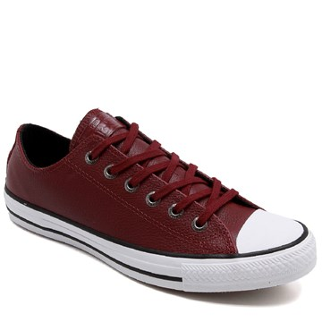 Tênis Converse All Star Chuck Taylor European OX Borgonha CT04480004