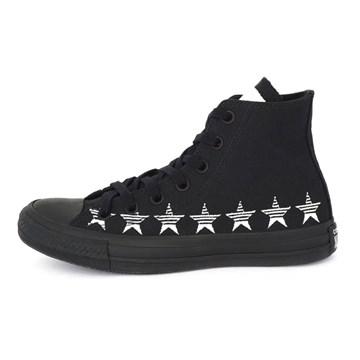 Tênis Converse All Star Chuck Taylor HI Preto CT14770001