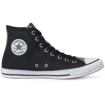 Tênis Converse All Star Chuck Taylor HI Preto Verde Campestre CT15800001