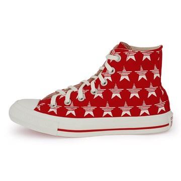 Tênis Converse All Star Chuck Taylor HI Vermelho CT14790002