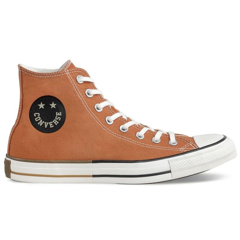 Tênis Converse All Star Chuck Taylor HI Vermelho Ferrugem CT14000003