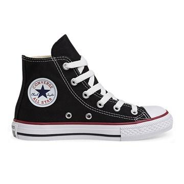 Tênis Converse All Star Chuck Taylor Kids HI Preto CK00040007