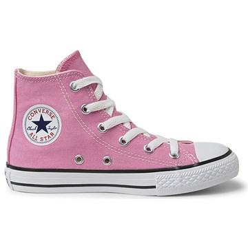 Tênis Converse All Star Chuck Taylor Kids HI Rosa CK00040006