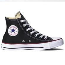 Tênis Converse All Star Chuck Taylor New Malden HI Preto Vermelho CT04510003