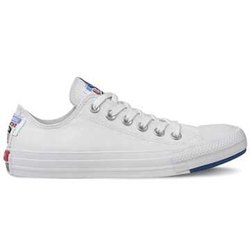 Tênis Converse All Star Chuck Taylor OX Branco CT13240002