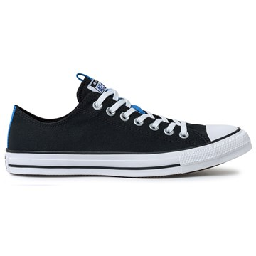 Tênis Converse All Star Chuck Taylor OX Preto Azul Digital CT15650001
