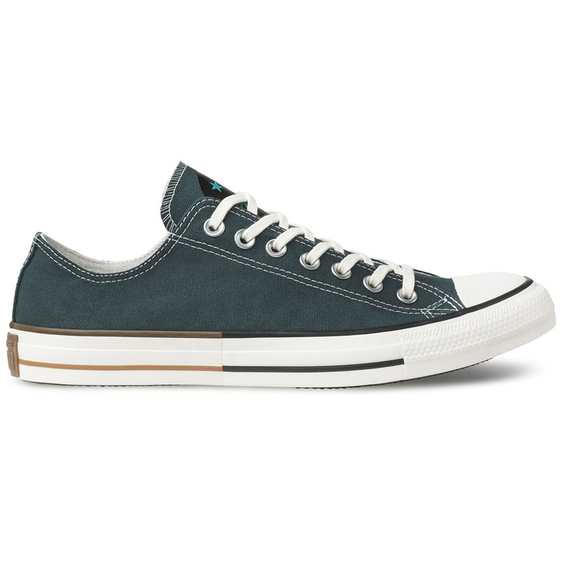 Tênis Converse All Star Chuck Taylor OX Verde Escuro CT14010001