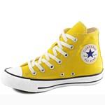 Tênis Converse All Star Chuck Taylor Seasonal HI Amarelo CT04190052