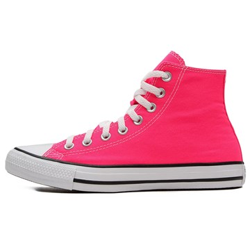 Tênis Converse All Star Chuck Taylor Seasonal HI Rosa Choque CT04190050