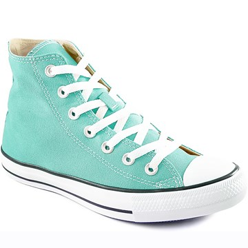 Tênis Converse All Star Chuck Taylor Seasonal HI Verde Brilhante CT04190048