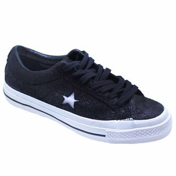 Tênis Converse All Star One Star OX Preto CO02940002