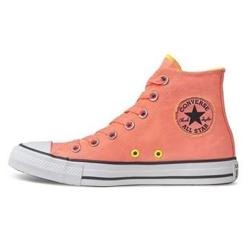 Tênis Converse All Star Pocket HI Coral CT14830001