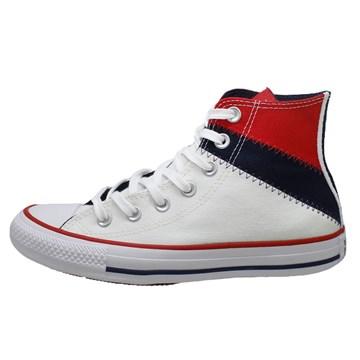Tênis Converse All Star Tri Split HI Vermelho CT13060002