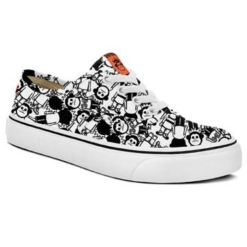 Tênis Kings Sneakers Oxford 3004 Macaco