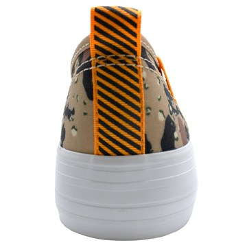 Tênis Kings Sneakers Oxford 3010 Camuflado