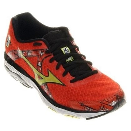 84b6cd0246 Tenis Mizuno Wave Prime 10 Alta Performance 4130365 - EsporteLegal