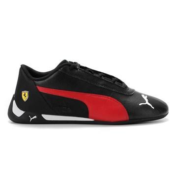 Tênis Puma Scuderia Ferrari R-Cat Masculino - Preto e Vermelho