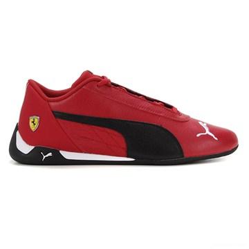 Tênis Puma Scuderia Ferrari R-Cat Masculino - Vermelho e Preto