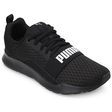 Tênis Puma Wired Masculino - Preto