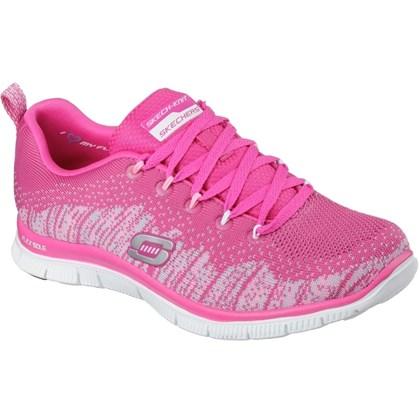 2f3ef9222d7 Tenis Skechers Flex Appeal Womens Talent Flair 12059 HPK - EsporteLegal