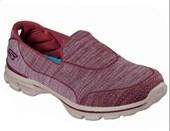 Tenis Skechers GO Walk 3 Super Sock 14046BURG