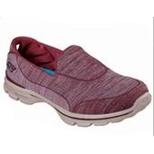 324ec0ffe Tenis Skechers GO Walk 3 Super Sock 14046BURG ...