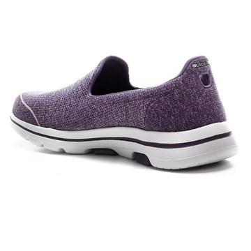 Tênis Skechers Go Walk 5 Super Sock Feminino - Lilás