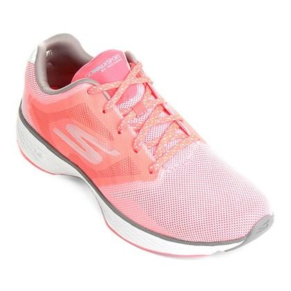 963c19e412 Tênis Skechers GO Walk Sport Feminino 14138 - HPV