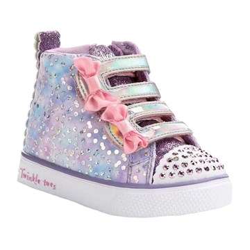 Tênis Skechers Twinkle Breeze 2.0 Unicorn Bliss Infantil - Lilás