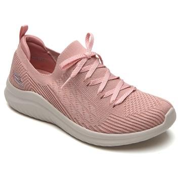 Tênis Skechers Ultra Flex 2.0 Feminino - Rosa