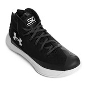 Tênis Under Armour de Basquete Curry 3Zero Masculino