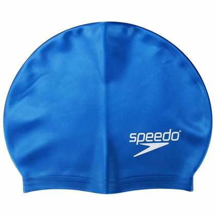 b533432fd Touca Speedo Natação Infantil Slim Cap Jr - EsporteLegal